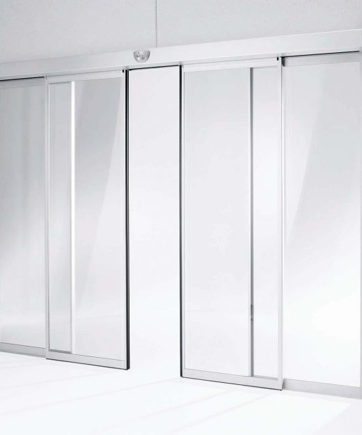 DORMA ES 200 SLIDING DOOR OPERATOR - RELIABLE AUTOMATION