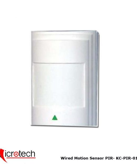 KC-PIR-01 Wired PIR Sensor BD, PIR Motion Sensor BD, Wired PIR Motion Sensor For Security Alarm System - KC-PIR-01 | MTBD