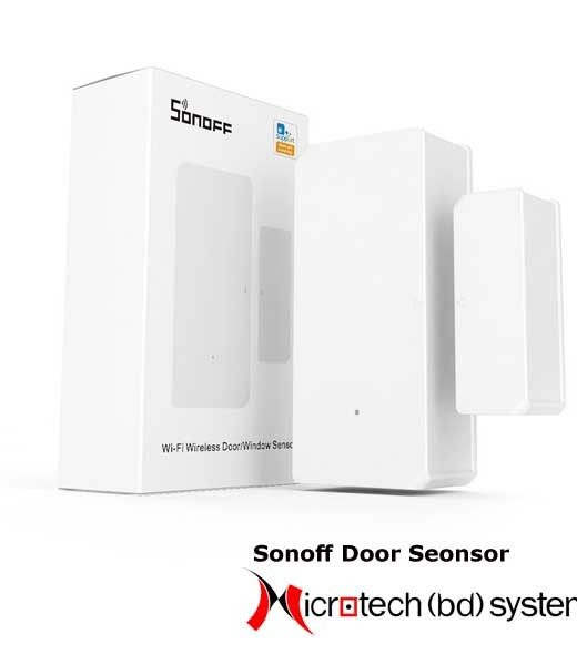 SONOFF DW2 - Wi-Fi Wireless Door/Window Sensor