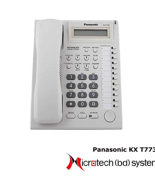 Panasonic KX-T7730 PT Phone Set
