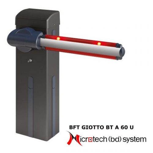 BFT GIOTTO BT A 60 U Parking Barrier BD