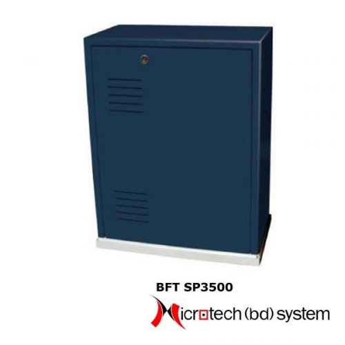 BFT Automatic Sliding Gate - SP3500 Solution BD
