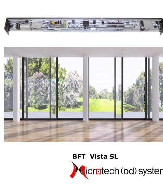 VISTA SL Italian Sliding Door Solution in Bangladesh