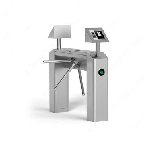 Micro-318F Face Detection Tripod Turnstile in Bangladesh