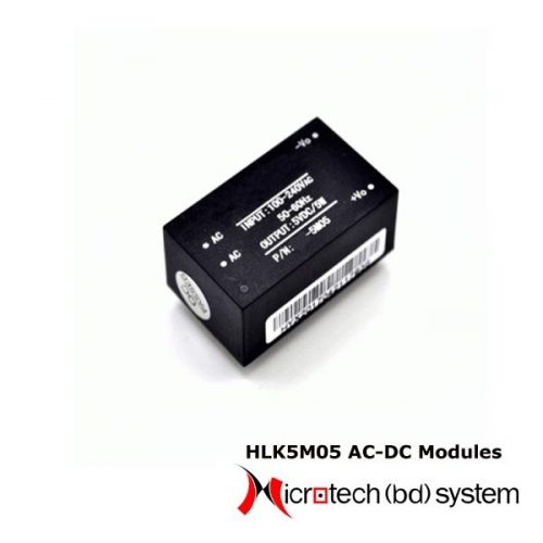 HLK5M05 AC-DC Isolated Power Supply Module BD