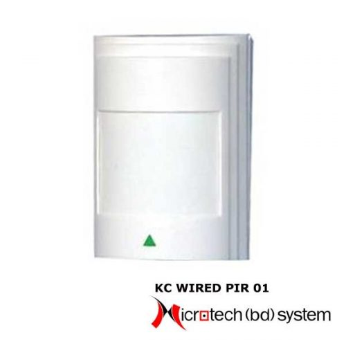 King Pigon KC PIR ALARM SYSTEM, Wired PIR Motion Sensor For Alarm System