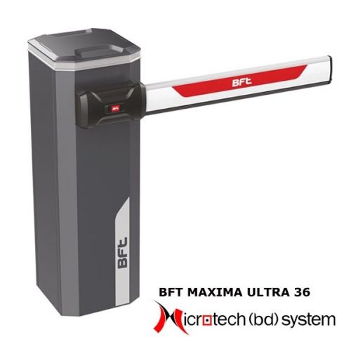 BFT Automatic Parking Barrier: MAXIMA ULTRA 36 in Bangladesh